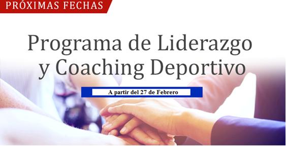 Programa a partir del 27 de Febrero